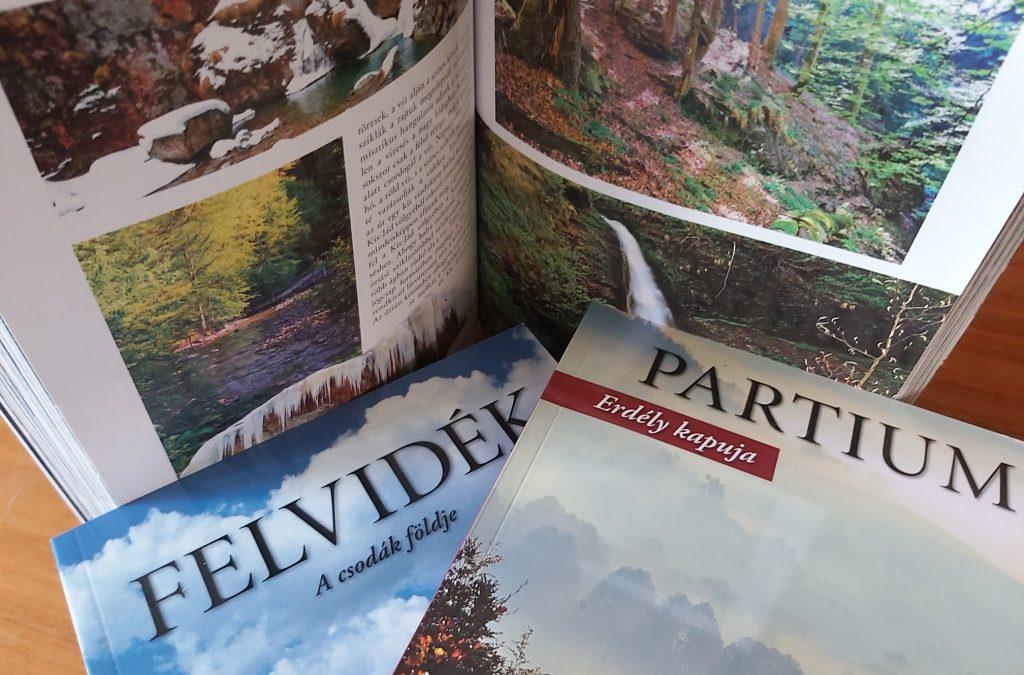 Felvidék és Partium: hiánypótló, gazdagon illusztrált útikönyvek jelentek meg a Magyar Házak gondozásában