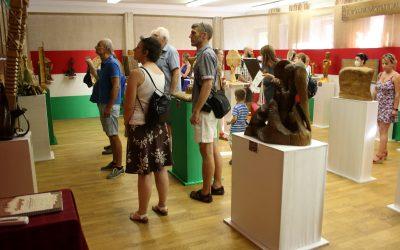 Elindult Kárpát-medencei vándorútjára a Fából faragott Magyarország kiállítás