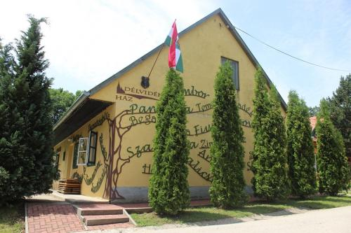 Ilyen a Délvidék Ház a Nagy-Magyarország Parkban