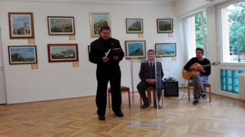 Recskó Béla kiállítása